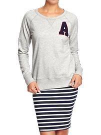Women's Varsity Sweatshirts