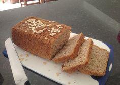 Olive oil whole wheat bread #sugar free. Pan integral con aceite de oliva #sinazucar