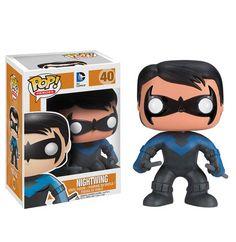 Funko Pop! DC Comics Heores Batman Nightwing Vinyl Figure