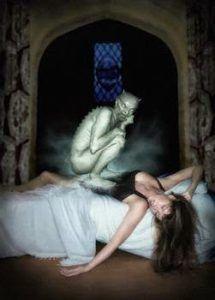 The Interpretation Dreams of – Cancer Zodiac Signs – Relations. Angel Demon, Demon Art, The Crow, Cancer Zodiac Art, Incubus Demon, Sleep Paralysis, Satanic Art, Arte Obscura, Angels And Demons