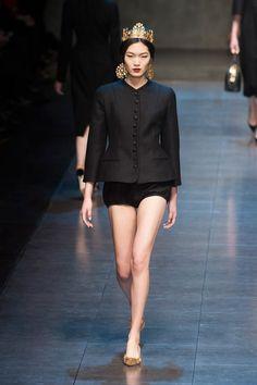 Dolce e Gabbana fw 2013-14
