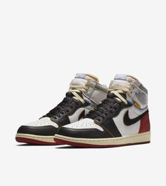27957a96c32b Explore and buy the Air Jordan 1 Union Los Angeles  White   Varsity Red    Black . Stay a step ahead of the latest sneaker launches and drops.