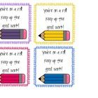 This is a pdf file that you can print and attach to a bag of toosie rolls. ...