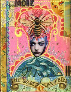by teesha moore: the secret life of bees