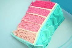 Enchanting Mermaid themed cake. #finfun #mermaids #mermaidtail www.finfunmermaid.com