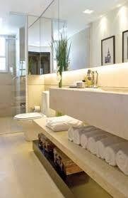 espaco para embutir fita de led no espelho do lavabo - Pesquisa Google