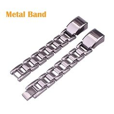 Fitbit Alta Metal Bands HWHMH Replacement Accessory Metal Stainless Steel Watch Bands for Fitbit Alta Replacment Metal Bands OnlyNo Tracker Metal Band Black *** Be sure to check out this awesome product.