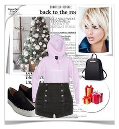 """""""Untitled&Co 4"""" by ramiza-rotic ❤ liked on Polyvore featuring Chloé and Pierre Balmain"""