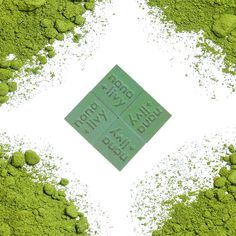 You don't actually need a cup of Matcha to find your inner balance. Our Matcha Soap Block can do that for you during your bath time. Cold Process Soap, Bath Time, Matcha, Finding Yourself