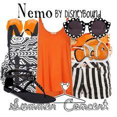 Nemo by Disneybound :)