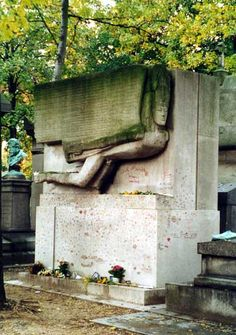 Oscar Wilde   Birth:  Oct. 16, 1854   Death:  Nov. 30, 1900     Inscription:  And alien tears will fill for him  Pity's long-broken urn,  For his mourners will be outcast men,  And outcasts always mourn.         Burial:  Cimetière du Père Lachaise   Paris  Ile-de-France Region, France