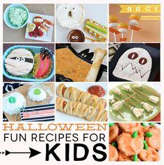 kid recip, dinner, halloween recipe, dessert ideas, breakfast snacks