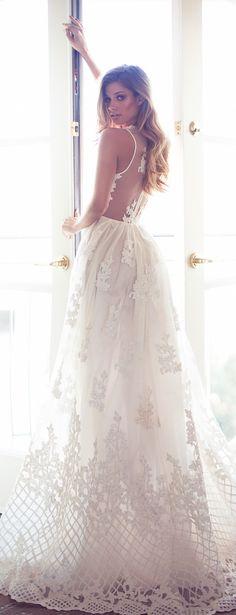 Lurelly Bridal Wedding Dresses 3 | Deer Pearl Flowers