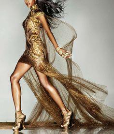 Gorgeously Golden fashion #gold  www.finditforweddings.com