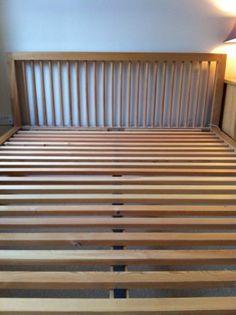 habitat oak king size bed - Ebay Bed Frames