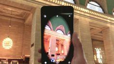 Google's experimental Sprayscape app makes VR more like Snapchat