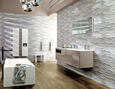 Porcelanosa- bathroom