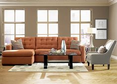 Small Living Room Chaise Lounge Chaise Lounge Living Room Arrangement How to Choose Living Sectional Sofa With Chaise, Lounge Sofa, Cushions On Sofa, Brown Sectional, Chaise Chair, Chaise Lounges, Sleeper Sofa, Fabric Sofa, Sofa Bed