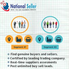 You can register yourself at our portal at any time. Feel free and register now - Buyer, seller both.  For any additional details contact us: +91-9422722954, Whatsapp: +91-9890383029 or info@nationalseller.com #b2b #business2business #c #marketing #smallbusiness #marketingstrategy #leadgeneration #sales #unswholesale #wholesale #entrepreneur #bmarketing #branding #marketingtips #insurancemarketing #bigbizads #affiliateprogram #medicare #ecommerce #affiliates #affiliatemarketer #medicade