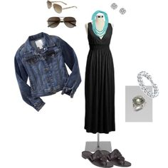 """""""Old Navy Maxi"""" by holly32 on Polyvore"""