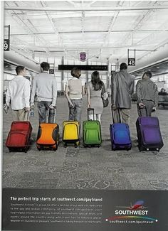 from Zaiden southwes airlines gay pride