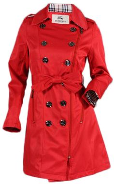Trench Raincoat - Don't forget to get a raincoat for fall