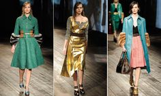 Prada - Raw but Refined - NYTimes.com