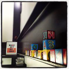 Always Make art nor war…!!!
