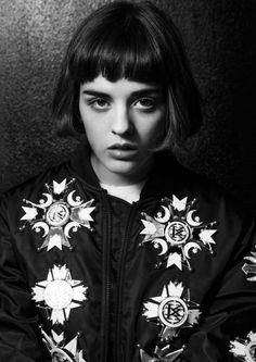Sita Abellan -  Traffic Models- New Faces