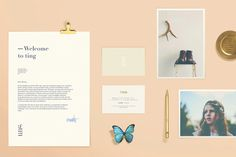 Ting™ — (branding/editorial) on Behance