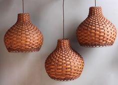 Deckenlampen - Lampe/n * 1960er - ein Designerstück von mill-vintage bei DaWanda