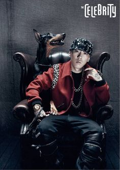 Dok2 exudes a tough guy image in 'The Celebrity'   http://www.allkpop.com/article/2014/10/dok2-exudes-a-tough-guy-image-in-the-celebrity