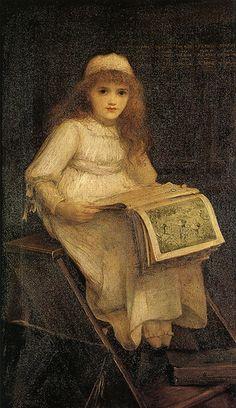 "Charles Edward Hallé (British, 1846-1914), ""In Fairy Land"""