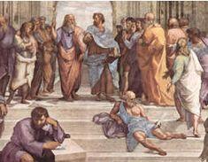 Raphaël : L' école d'Athènes