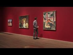 TateShots: Edvard Munch - https://www.youtube.com/watch?v=kL0gRFgUT_M