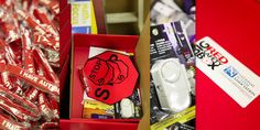 Big Red Safety Box   FOUND - National Autism Association