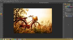 Photoshop CS6 Tutorial - 52 - How to Turn the Background into a Layer