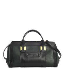CHLOE, Alice medium two-tone leather bag