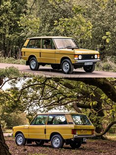 I would love an early 2 door Range Rover, especially in trim. Landrover Range Rover, Range Rover Car, Range Rovers, Range Rover Classic, Classic Motors, Classic Cars, Garage Workshop Plans, Ranger, Automobile