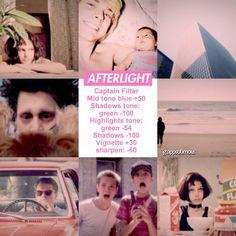 இ Afterlight filter. இ Works best in: Pink pictures. இ Pink vintange. இ Follow my personal @annegzg if u want. #filtersaof