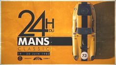 Le Mans Poster... on Vimeo