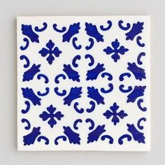 Porto - handpainted, handmade patterned blue and white tiles. Portuguese tiles for bathrooms and kitchens from Everett and Blue Blue Kitchen Tiles, Patterned Kitchen Tiles, Blue Tiles, White Tiles, Bathroom Design Software, Bathroom Tile Designs, Bathroom Design Luxury, Bathroom Ideas, Blue White Kitchens
