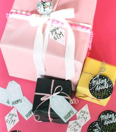 you're a gem gift tags | thimblepress