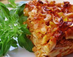 cestoviny po lotrinsky Gnocchi, Macaroni And Cheese, Cabbage, Food And Drink, Pasta, Vegetables, Ethnic Recipes, Bulgur, Lasagna
