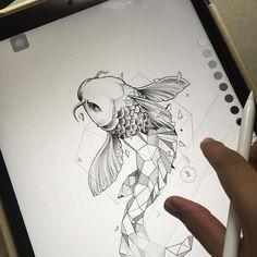 Une sélection des magnifiquesdoodles deKerby Rosanes, akaSketchy Stories, unillustrateur basé auxPhilippines, qui s'amuse à combiner animaux sauvag