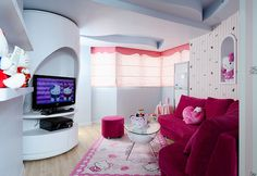 Hello Kitty House Home Decoration-03- article at DecorPedia     This is  Desirable