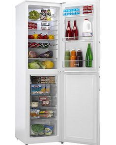 Hoover HVBF5192WHK This brand new free standing frost free fridge freezer comes with 10 years parts, 1 year labour warranty and is finished in pure white. Features A+ energy rating efficiency, LED lighting, manual controls and glass shelves. http://bellsdomestics.co.uk/fridge-freezer-?pro_id=1162-Hoover-HVBF5192WHK