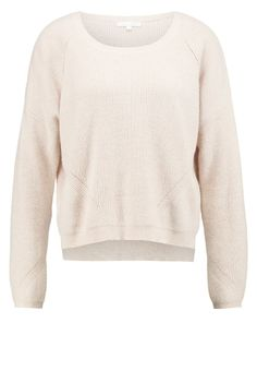 See u Soon Strickpullover beige Bekleidung bei Zalando.de | Material Oberstoff: 35% Kaschmir, 35% Wolle, 20% Polyamid, 10% Viskose | Bekleidung jetzt versandkostenfrei bei Zalando.de bestellen!