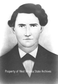 """Asa Harmon McCoy, brother of Randolph. Asa Harmon, who enlisted in the Union army, was killed by Confederate supporters in 1865. Although some McCoy supporters held """"Devil Anse"""" responsible, most students of the feud believe that his friend Jim Vance actually pulled the trigger."""