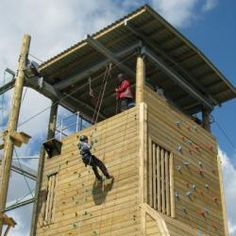We have specialist equipment to help ensure as many people as possible can enjoy our high ropes course. From our wheelchair abseil to our hoist systems. Outdoor Activity Centres, Outdoor Activities, High Ropes Course, Abseiling, Tandem, Disability, Challenges, Journey, Lifestyle